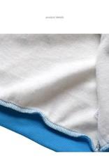 LaraModa Mickey Mouse Jongens Sweatvest - blauw