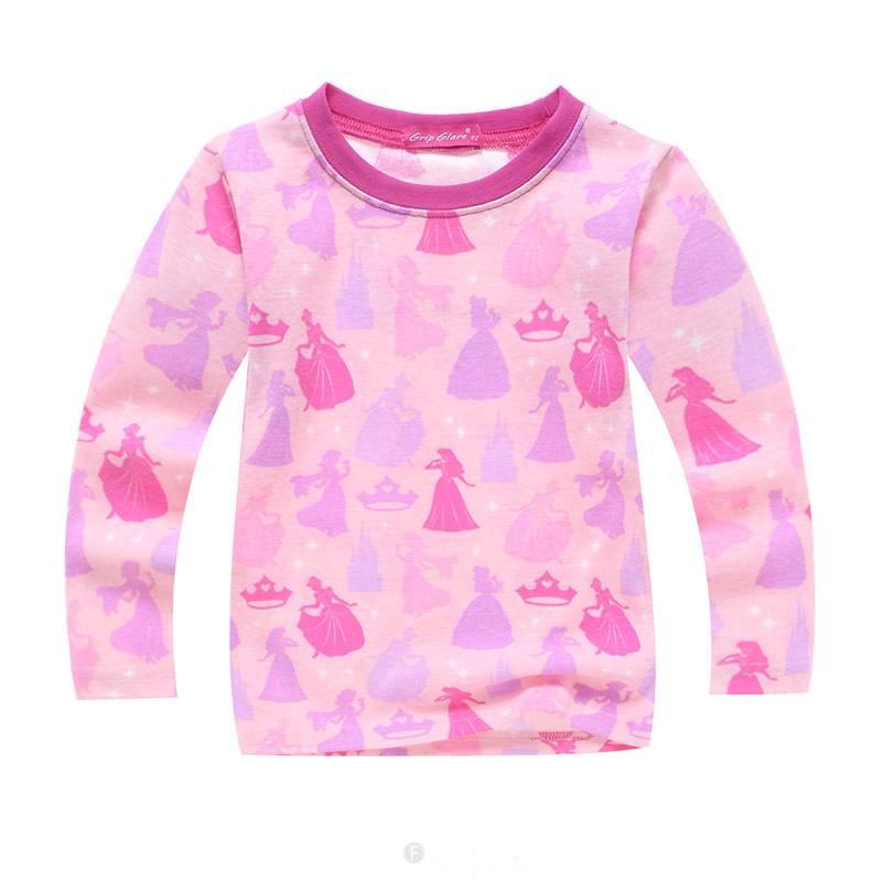 Meisjespyjama's Disney Prinsesjes Meisjes Pyjama 2 - roze