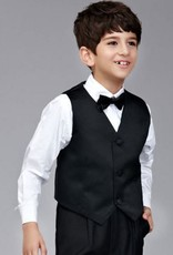 Jongenskleding Jongenskostuum - rokkostuum Bobby - zwart