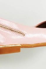 Meisjesschoenen Meisjesschoen - Ballerina's - lak - roze