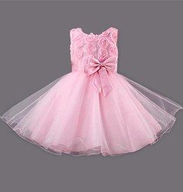 Feestjurk Roos, roze