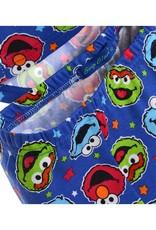 LaraModa Sesamstraat Jongens Pyjama - blauw
