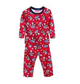 LaraModa Mickey Mouse Pyjama - rood