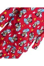 LaraModa Mickey Mouse Jongens Pyjama - rood