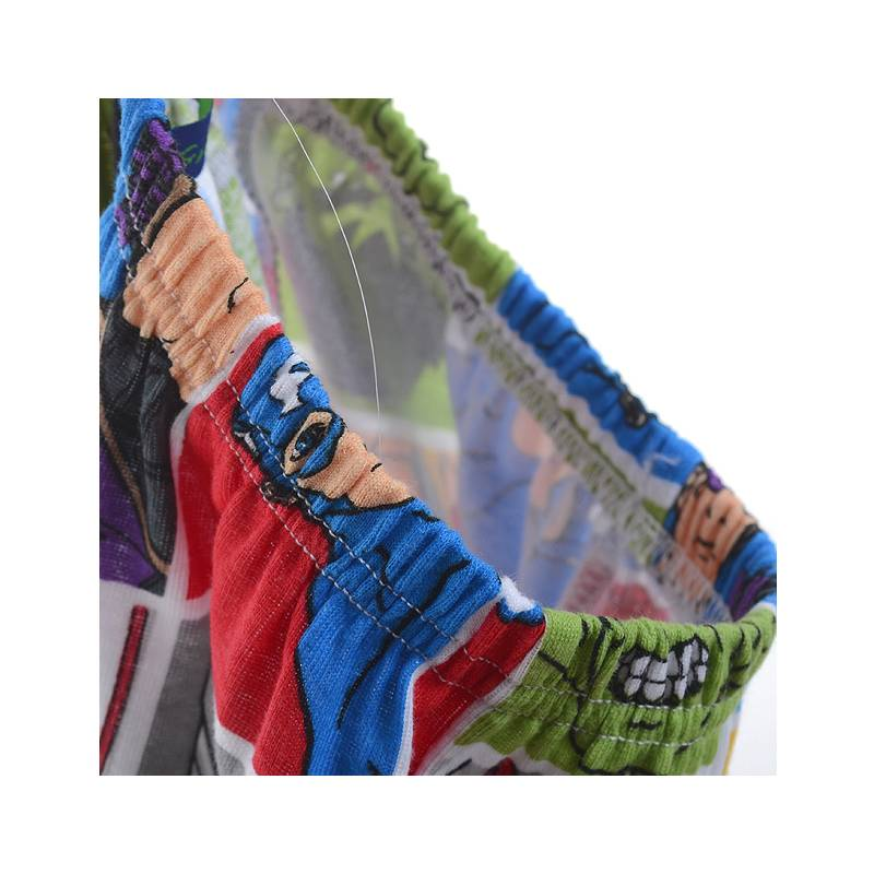Jongenspyjama's Avengers Jongens Pyjama 2 - blauw