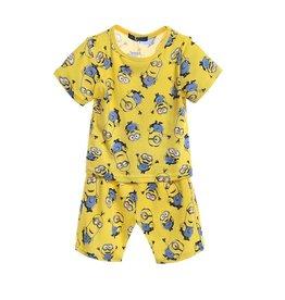 LaraModa Minions Pyjama - geel