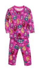 Meisjespyjama's Ever After High Meisjes Pyjama - roze (fuchsia)
