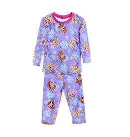 Meisjespyjama's Disney Frozen Pyjama - paars
