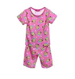 LaraModa Minions Pyjama - roze