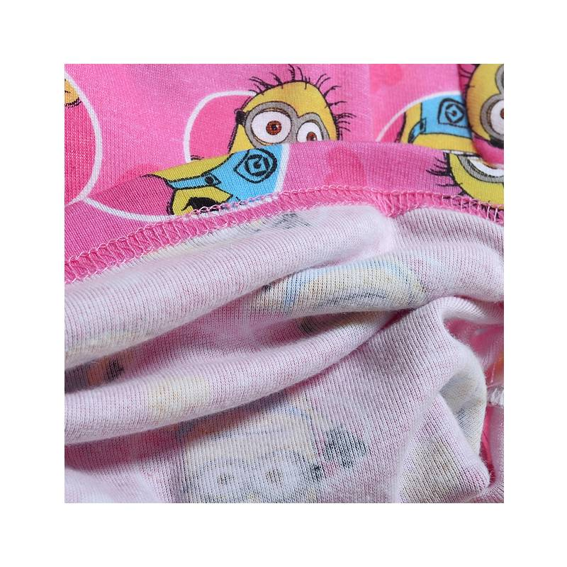 Meisjespyjama's Minions Meisjes Pyjama - roze