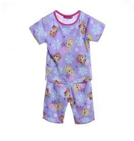 Meisjespyjama's Disney Frozen Pyjama 2 - paars