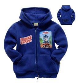 Jongenskleding Thomas en Vrienden Sweatvest - blauw