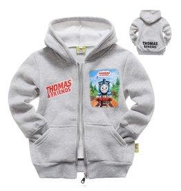 Jongenskleding Thomas en Vrienden Sweatvest - grijs