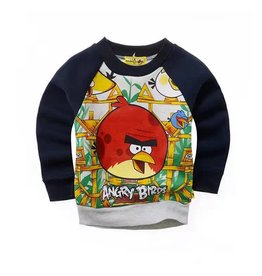Jongenskleding Angry Birds Sweater - zwart