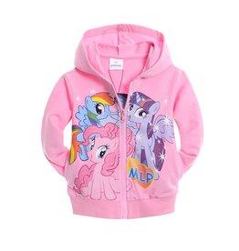 Meisjeskleding My Little Pony Sweatvest - roze