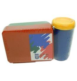 Lunchbox 21x13x7 + beker