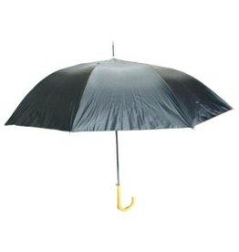 Paraplu Zwart D125 8-banen