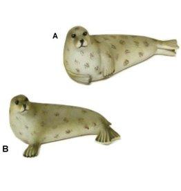 Zeehond liggend 21cm