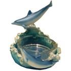 Asbak Dolfijn 13x14cm