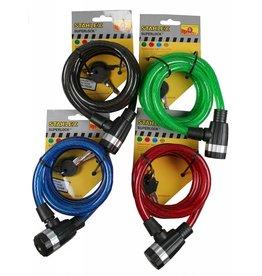 Kabelslot 187 12x1500 ass. kleur