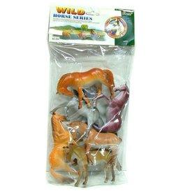 Wilde Paarden 6st in zak