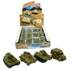 Die Cast Attack Force Tank 4 ass. per 12 in display