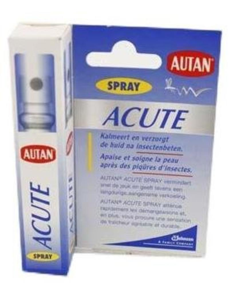 Autan Acute muggen Spray 8 ml