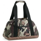 Bowlingtas polyester camouflage 43x21x24cm.