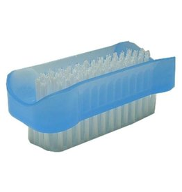 Nagelborstel Plastiek 2-zijdig 1 kleur