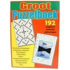 Groot Puzzelboek 192 pagina's