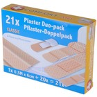Comfort Aid Pleisterstrips 21dlg   btw6%