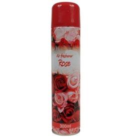 Luchtverfrisser roos 300 ml.