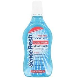 Sencefresh Mondwater Coolmint 500ml.
