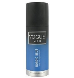 Vogue Deospray Men Nordic Blue 150ml.