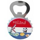 Holland Opener met magneet 9,5x5cm.