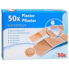 Comfort Aid pleisterstrips 50dlg 4 ass. waterproof btw6%