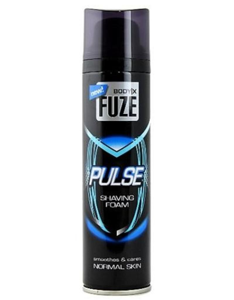 Body-X Fuze Scheerschuim 200ml