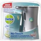 Dettol No-Touch Dispenser + Handzeep Komkommer 250ml.