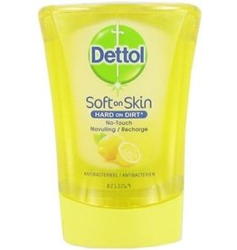 Dettol No Touch Handzeep Navulling Citrus 250ml.