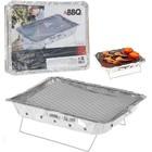 Barbecue 31x24x5cm kant & klaar ww 650gr houtskool
