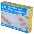 Comfort Aid Pleisterstrips 21dlg Transparant btw6%