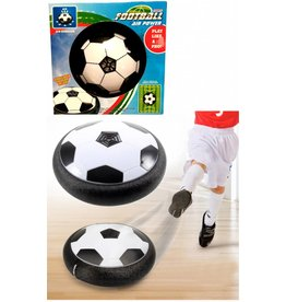 Airvoetbal 14cm with air cushion perfect for indoor play