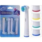 Universele Tandenborstelkopset a 4st.(geschikt voor Oral B)