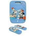 Kinder Disney Minnie&Katrien slipper mt 28/32 per 36 in doos