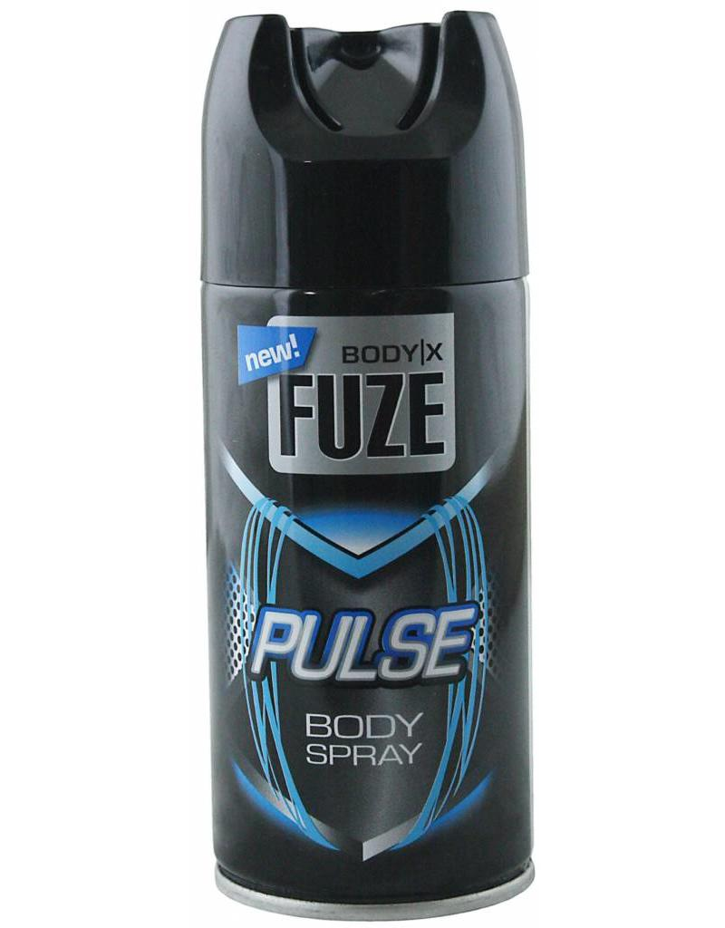 Body-X Fuze Deo Men Pulse 150ml