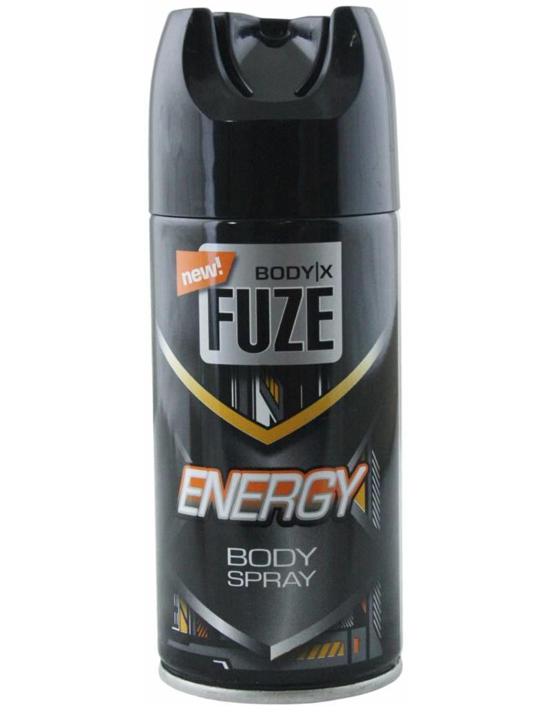 Body-X Fuze Deo Men Energy 150ml