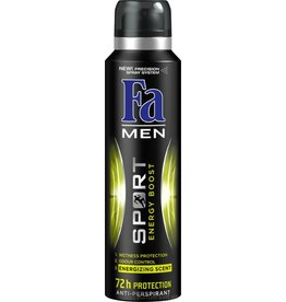Fa Deospray Men Sport Energy Boost 150ml