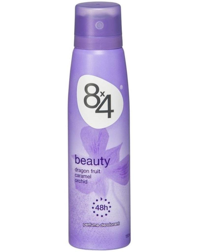 8x4 Spray 150ml. Beauty