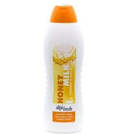 Alpi-Fresh Bad en Douchegel Honey 1000ml.