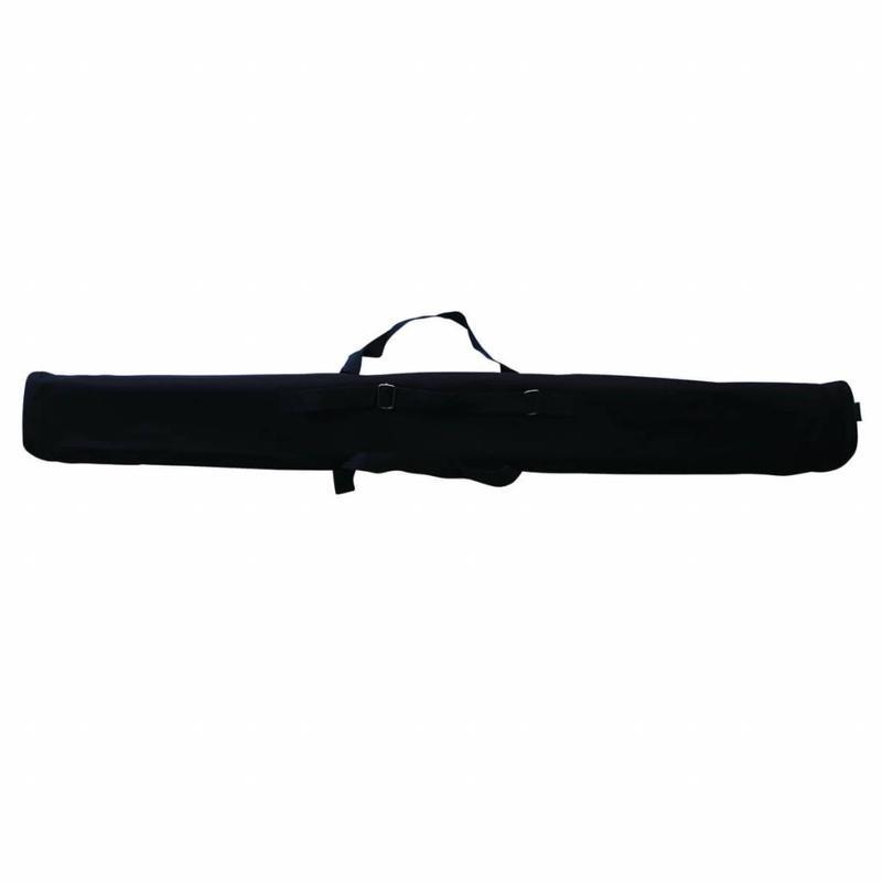 Roll up banner black 100